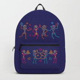 Indian Wedding Celebration Backpack