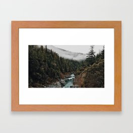 Landscape #photography Framed Art Print