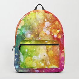 Rainbow of Lights Backpack