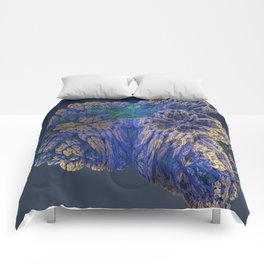 Mean Coral Comforters