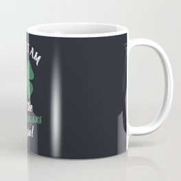 St. Patrick's Day Let The Shenanigans Coffee Mug