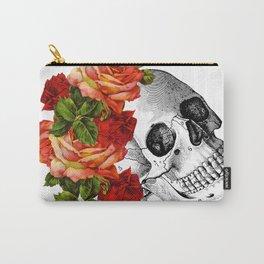 Dia De Los Muertos Sugar Skull Carry-All Pouch