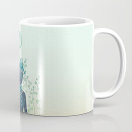 Indian woman Coffee Mug
