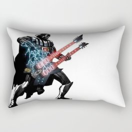 Darth Vader Force Guitar Solo Rectangular Pillow