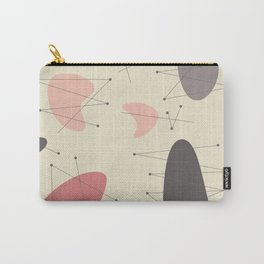 Pendan - Pink Carry-All Pouch