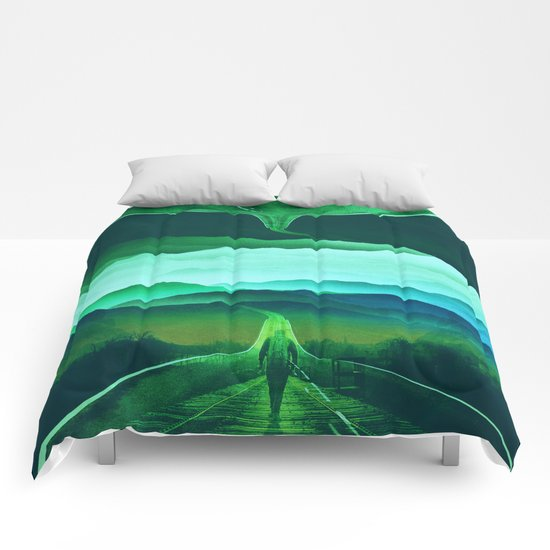Proof of Existence Comforters