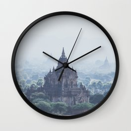 Bagan II Wall Clock