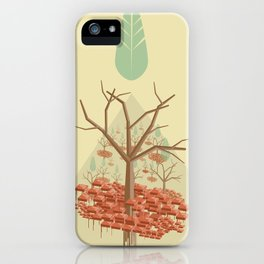 NP 003 iPhone Case