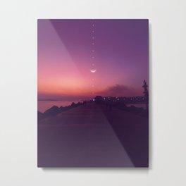 Ballad of the moon Metal Print