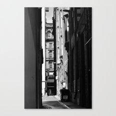Glasgow architecture Canvas Print