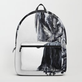 Empty soul Backpack