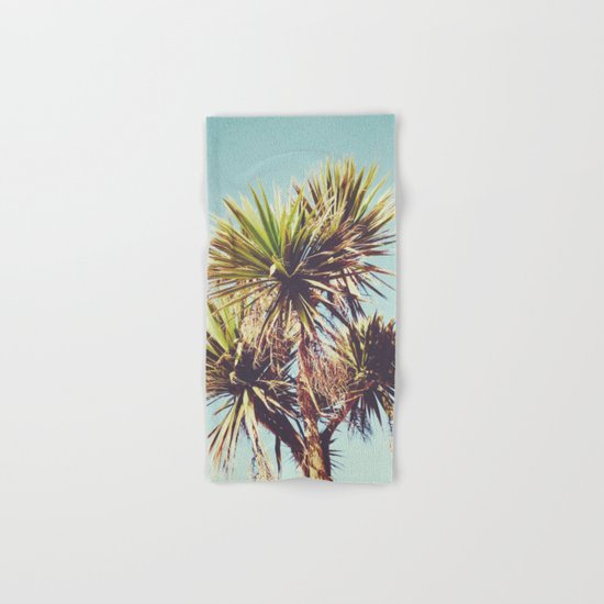 Palm Hand & Bath Towel
