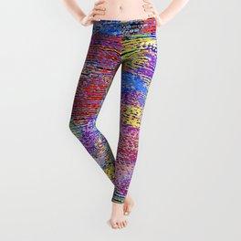 Colors Run Amok Leggings