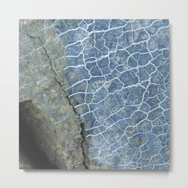 Long Range 12 (Tableland Rocks) Metal Print