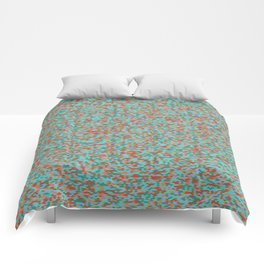 Fitted Triangles Comforters