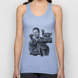 Owen and Raptors Unisex Tank Top