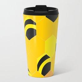 Funny bees Travel Mug