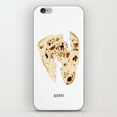 N is for Naan iPhone & iPod Skin