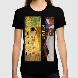 Klimt Collage T-shirt