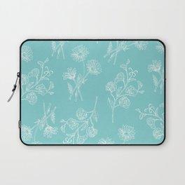Daisy & Sweet Pea Laptop Sleeve