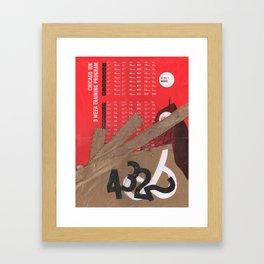 Level 1 Framed Art Print