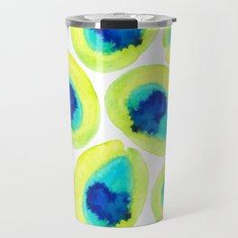 Electric Avocados Travel Mug