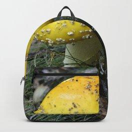 Yellow fungus Backpack