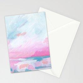 Euphoria - Bright Ocean Seascape Stationery Cards