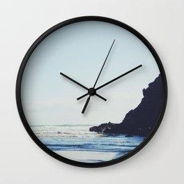 ocean. Wall Clock