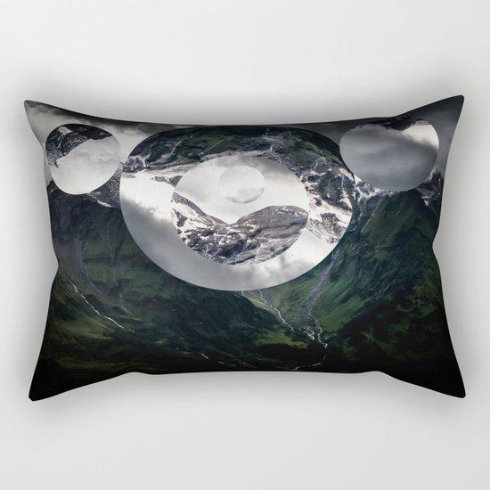all is one Rectangular Pillow