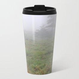 Vermont cattle Metal Travel Mug
