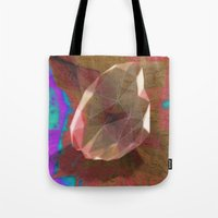 snatch Tote Bags featuring crystal snatch by Stephen Leafriver