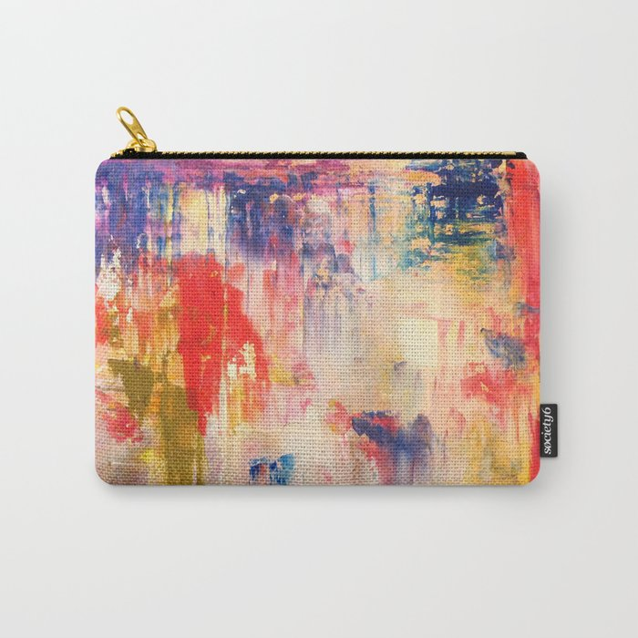 planetary landscape Carry-All Pouch