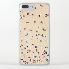 Summer in the Netherlands Clear iPhone Case