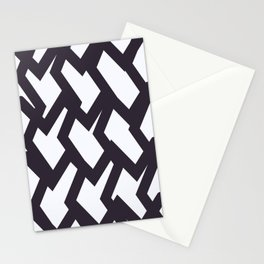 Almost Houndstooth Stationery Cards