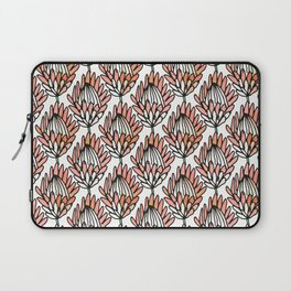 Protea Orange #homedecor Laptop Sleeve