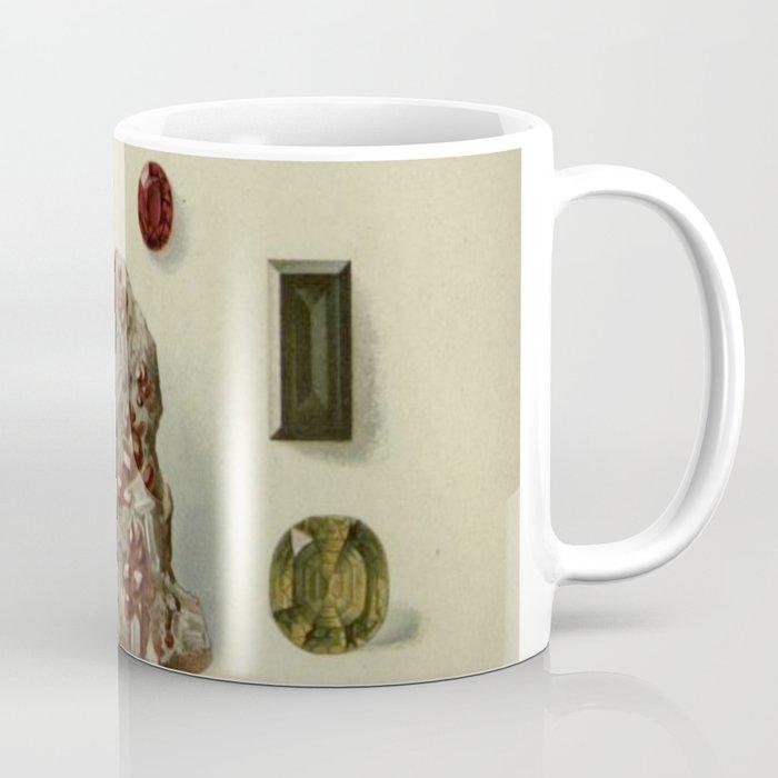 Garnet Minerals Coffee Mug