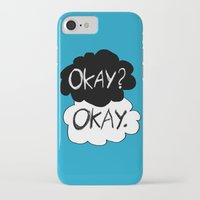 okay iPhone & iPod Cases featuring Okay? Okay.  by Tangerine-Tane
