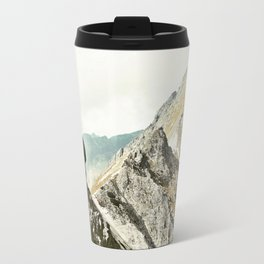 Mountain peak Travel Mug