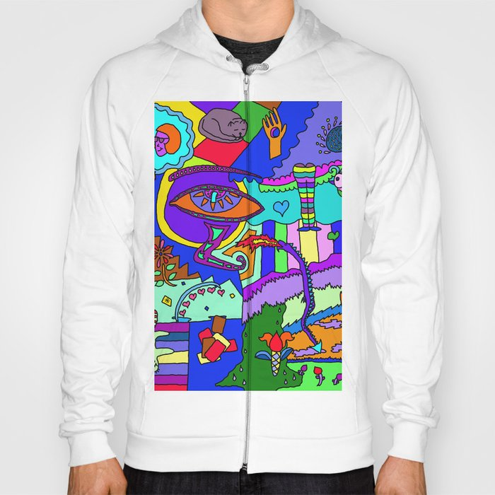 Abstract 19 Hoody