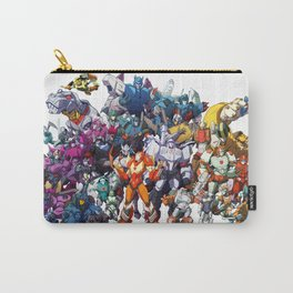 30 Days of Transformers - More Than Meets The Eye cast Carry-All Pouch