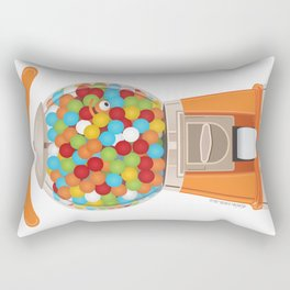 hard cand.eye Rectangular Pillow