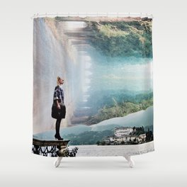 What's in Store? Shower Curtain