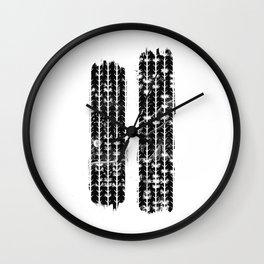 Landmarks Wall Clock