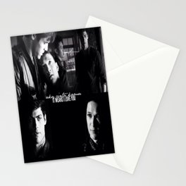 Magnus and Alec Stationery Cards