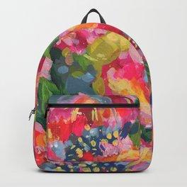 Summer Bouquet Backpack