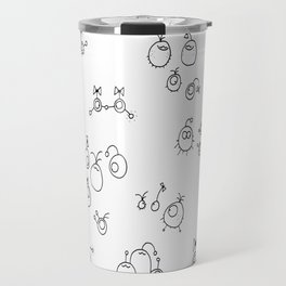 Munnen - Say hello Travel Mug