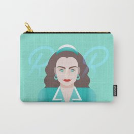 Shelly Johnson | Twin Peaks Carry-All Pouch