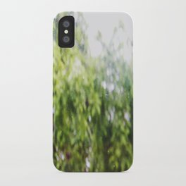SOMETHING LIKE A TREE iPhone Case