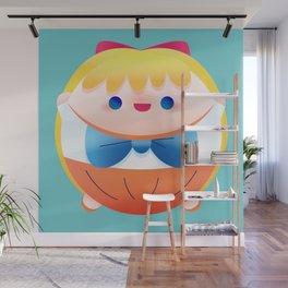 Too Much Candy Series - Sailer Venus Wall Mural